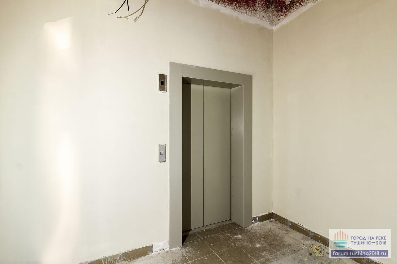 21.09.2018 Квартал 2 Завершен монтаж лифта в детском саду